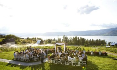 Summerhill Pyramid Winery Wedding Ceremony & Reception Venue Locations in Kelowna BC