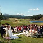 common wedding planning mistakes - okanagan wedding tips to guarantee great lighting at your outdoor okanagan wedding