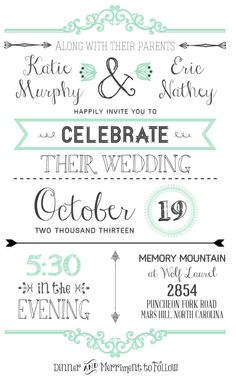 wedding invitation wording - word the perfect wedding invite, Invitation templates