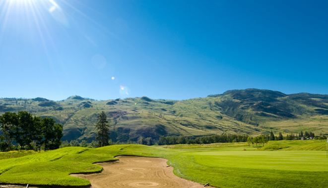 Dunes Golf Course Wedding Kamloops BC Wedding Venue