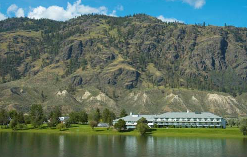 Kamloops Wedding Venue - South Thompson Hotel Photo.