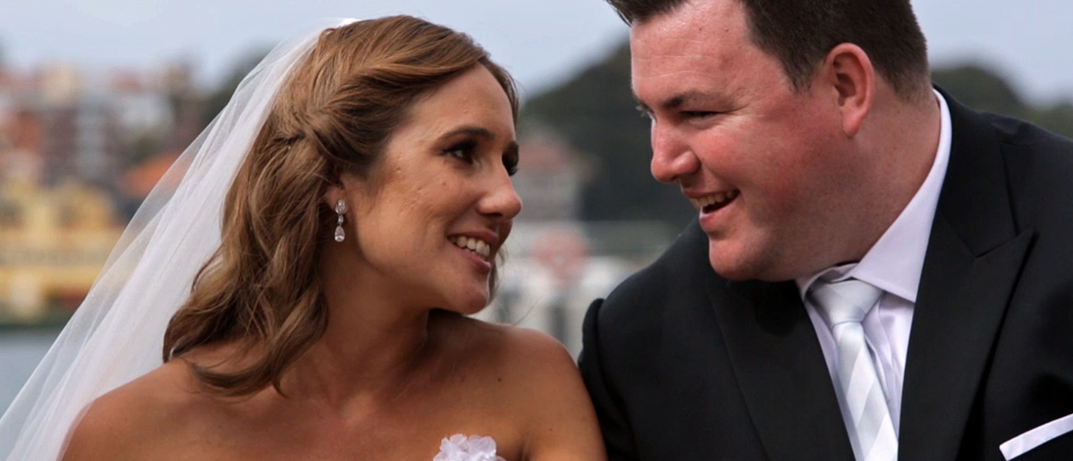 Sydney Harbour Wedding Video at Dedes Rowing Club Abbotsford - Wedding Film 2015-03-08 at 12.02.18 PM