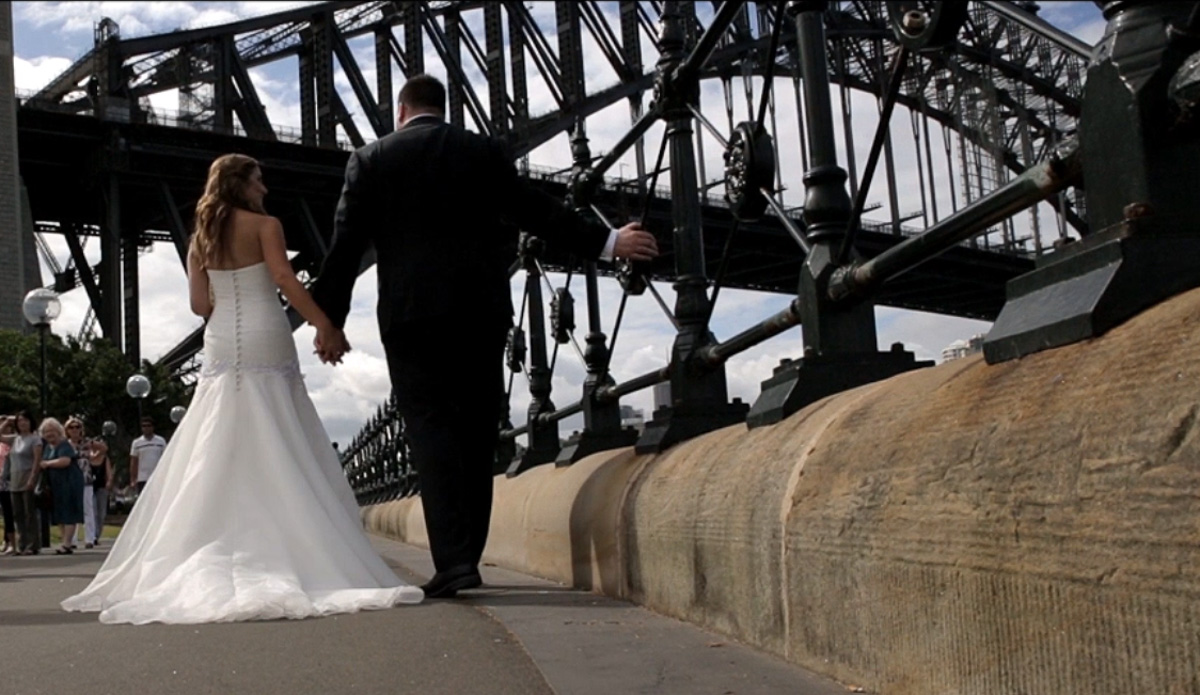 Sydney Harbour Wedding Video at Dedes Rowing Club Abbotsford - Wedding Film 2015-03-08 at 12.04.19 PM