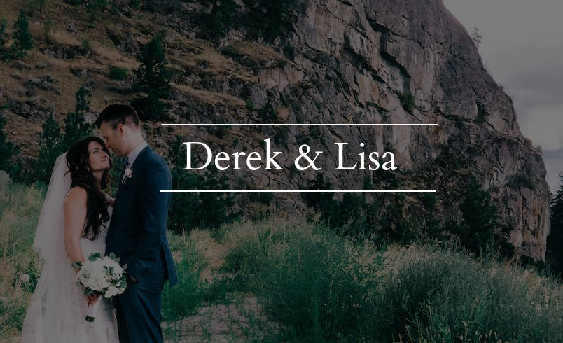 Painted Rock Winery Wedding Video - Derek & Lisa